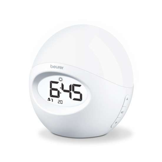 Beurer wake up light m.  radio/alarm