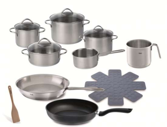 Fissler starter kit 15 pcs.