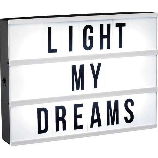 PR Home Lightbox LED